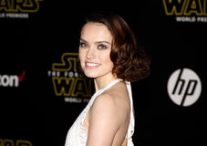 Daisy Ridley Stock Images
