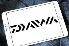 Daiwa połowu sprzętu gatunku logo Obraz Stock