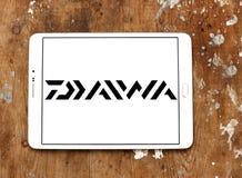 Daiwa połowu sprzętu gatunku logo Obrazy Stock