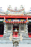 Dajhongye Temple on Bali Island in Taipei Royalty Free Stock Photo