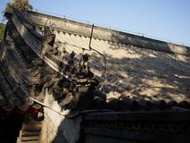 Dajue temple Stock Photo
