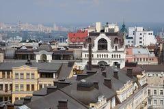 Dak Kiev Stock Afbeelding