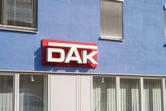 DAK Stock Image