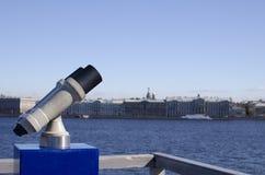 Dak van Peter en Paul Fortress Stock Foto's