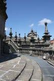 Dak van Santiago DE compostela Royalty-vrije Stock Fotografie