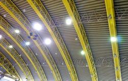 Dak van stadion voor prestaties Royalty-vrije Stock Afbeelding