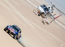 Dakar 2013 Royalty Free Stock Image
