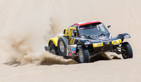 The Dakar 2013 Royalty Free Stock Photos