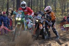 Dakar bike Stock Photo