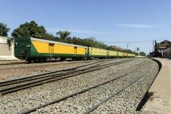 Dakar-Niger Spoorweg, Bamako royalty-vrije stock foto