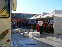 Dakar-Organisation Lizenzfreies Stockfoto