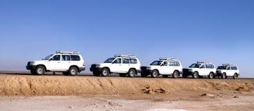 Dakar race Stock Photography