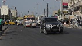 Dakar stock footage