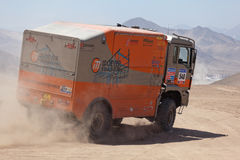 Dakar truck Stock Photo