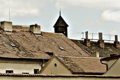 daken Stock Afbeelding