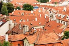 Daken van Praag Stock Foto