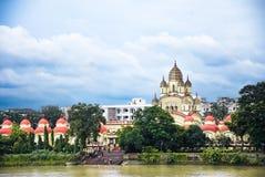 Dakhineswar świątynia zdjęcia royalty free