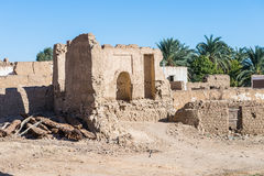 Dakhla沙漠,埃及 库存照片