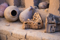Dakhla沙漠,埃及 免版税库存图片