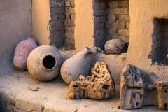 Dakhla沙漠,埃及 免版税库存照片