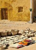 Dakhla oasis,shop Stock Image