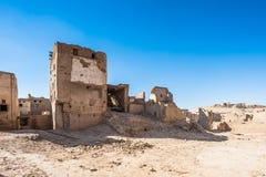Dakhla pustynia, Egipt zdjęcie stock