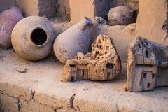 Dakhla pustynia, Egipt obrazy royalty free