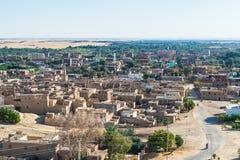 Dakhla pustynia, Egipt Obraz Stock