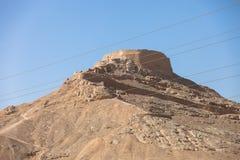 Dakhma,Tower of silence Royalty Free Stock Photos