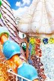 Dakhuis Casa Batlo Royalty-vrije Stock Afbeelding