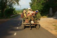 DAKLAK,越南9月02日 库存图片