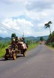 DAKLAK,越南9月03日 免版税库存照片