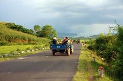DAKLAK,越南9月02日 免版税图库摄影
