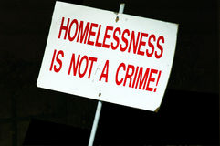 Daklozen Stock Afbeeldingen