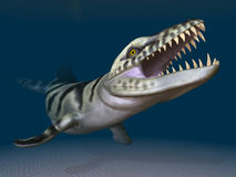 Dakosaurus Royalty Free Stock Image