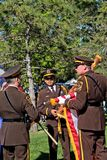 Dakota County Sheriff's Honor Guard Stock Photos