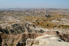Dakota del Sur: Los Badlands imagen de archivo libre de regalías