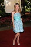 Dakota Fanning royaltyfria bilder
