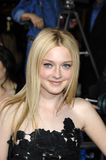 "Dakota Fanning. At the ""The Twilight Saga: New Moon"" Los Angeles Premiere, Mann Village Theatre, Westwood, Ca. 11-16-09 Royalty Free Stock Photo"