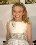 Dakota Fanning Royalty Free Stock Photos