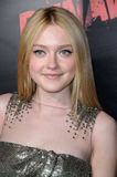 Dakota Fanning Royalty Free Stock Photography