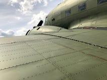 Dakota-Flügel Lizenzfreie Stockbilder