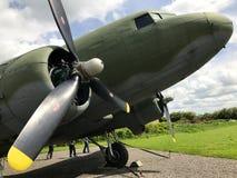 Dakota-Flügel Stockfoto