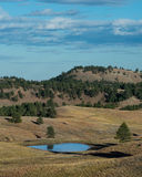 Dakota landskap royaltyfri fotografi