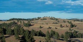 Dakota landskap arkivfoton