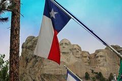 dakota monteringsrushmore södra USA arkivfoton