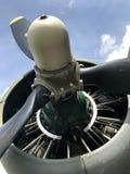 Dakota motor Royaltyfria Bilder