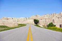 Dakota Road Royalty Free Stock Images
