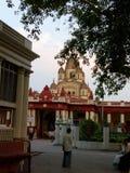Dakshineswar Kali Temple fotografia stock