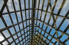 daksparren Stock Foto's